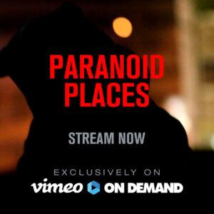 Promo Paranoid Places